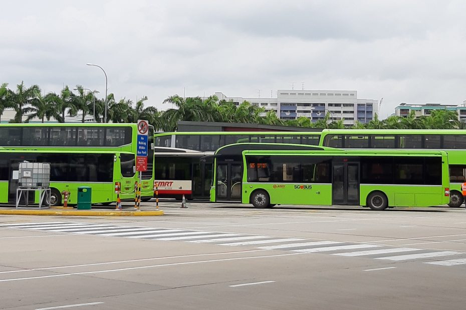Basics of Public Transport is buses